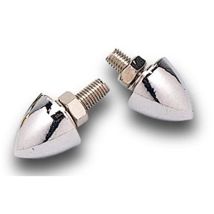 Photo: Bullet Type  (Shell Type)  Decoration Bolt Plate