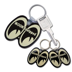 Photo: MOON Equipped Key Ring