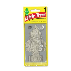 Photo: Little Tree Paper Air Freshener Cable Knit