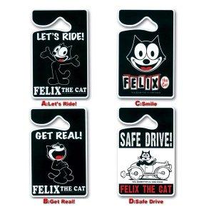Photo: Felix The Cat Parking Permit