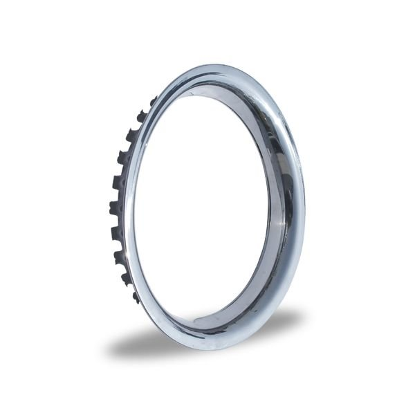 Photo2: Stainless Trim Ring 12inch / 13inch (2)