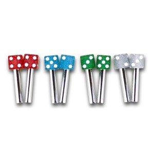 Photo: Glitter dice Door lock Knob