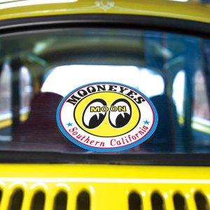 Photo: MOONEYES Southern California Sticker