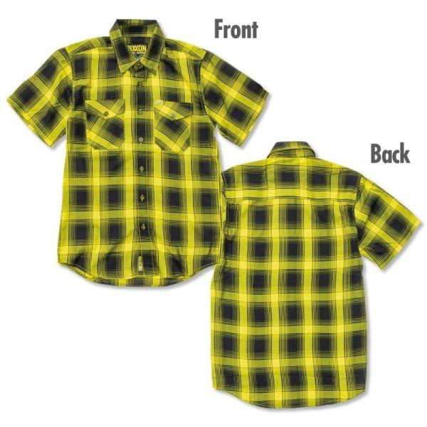 Photo2: MOON x DIXXON Bamboo Short Sleeve Shirt (2)