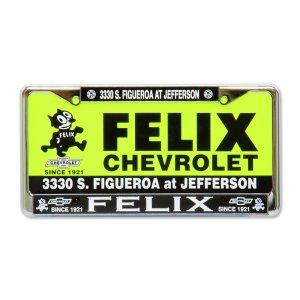 Photo: Felix License Frame Us Size