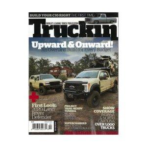 Photo: Truckin February 2020