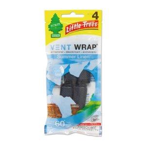 Photo: Vent Wrap Summer Linen