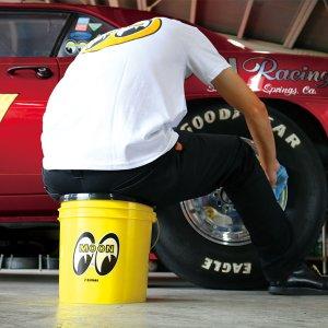 Photo: MOON Bucket (2 Gallons) Yellow