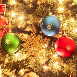 Photo: MOON Christmas Ornament