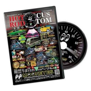 Photo: 26th Annual YOKOHAMA HOT ROD CUSTOM SHOW 2017 DVD