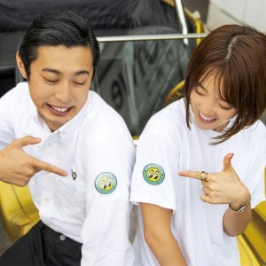 Photo: MOON Vaccinated Can Badge