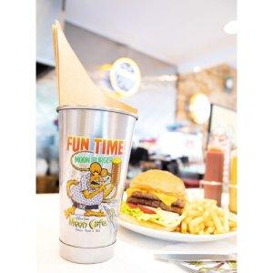 Photo: Rat Fink x MOON Cafe Sticker