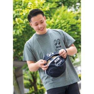 Photo: MOON Equipped Ball Bag