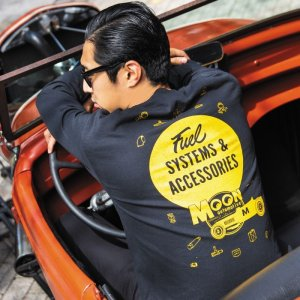 Photo: MOON Fuel System & Accessories Long Sleeve T-shirt