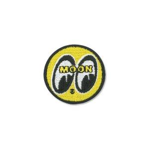 Photo: Mooneyes Patch Yellow Eyeball 4cm