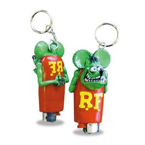 """Photo: Ed """"BIG DADDY"""" Roth Characters Lighter Caps"""