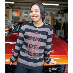 Photo: Rat Fink Border Long Sleeve T-Shirt