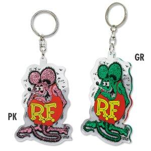 Photo: Rat Fink Clear Key Ring
