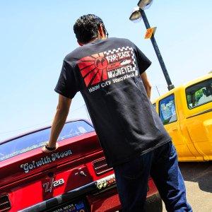 Photo: FAR-EAST MOON T-Shirt