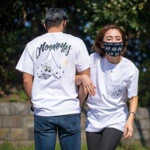 Photo: MOON Dice Pocket T-shirt