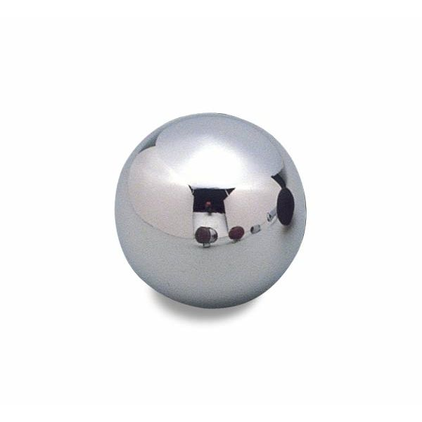 Photo1: MOONEYES Chrome ball shift knob plane (1)